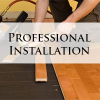 Professional Installation Available
